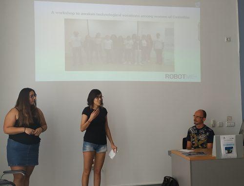 Promovemos los estudios STEM entre las mujeresa través del proyecto europeo E-STEAM